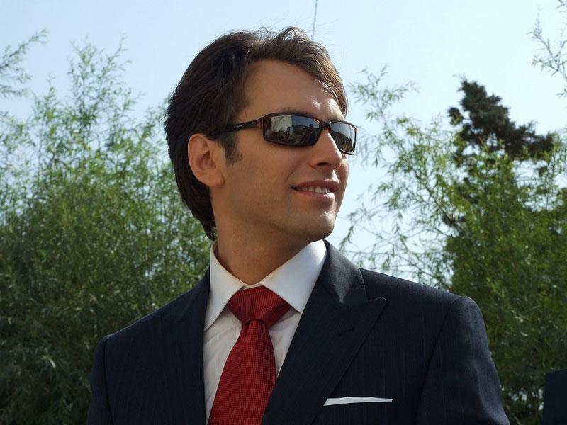 Андрей Финягин.